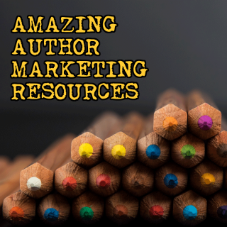 Amazing Author Marketing Resources #sellingbooks