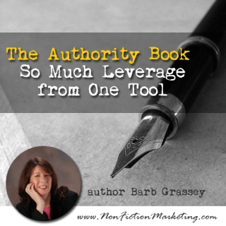 Authority Book - So Much Leverage from One Tool