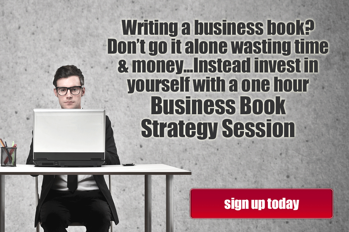 One Hour Business Book Strategy Session