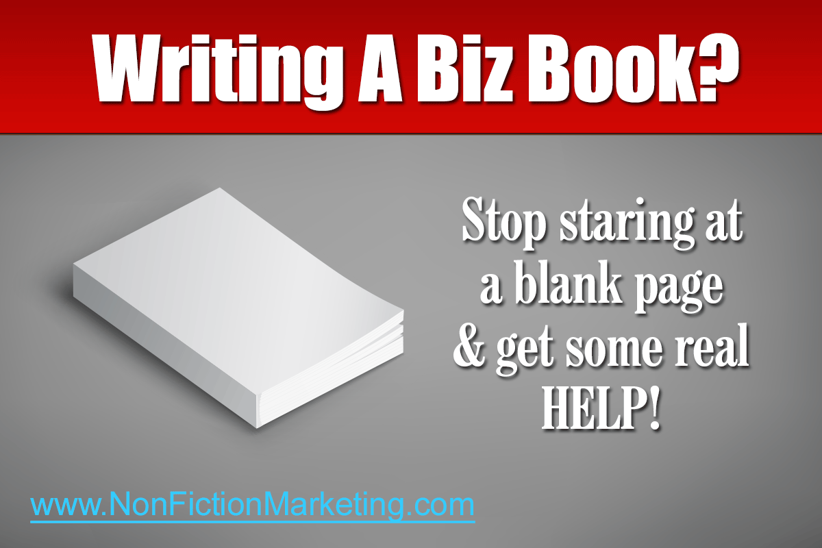 Write A Business Book Banner