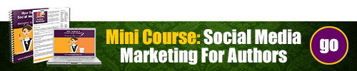 Social Media Marketing Mini Course For Authors