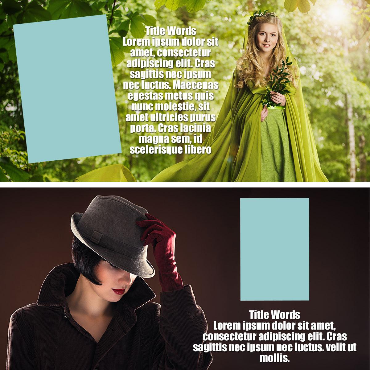 Multi Genre Mystery Fantasy Fiction Marketing