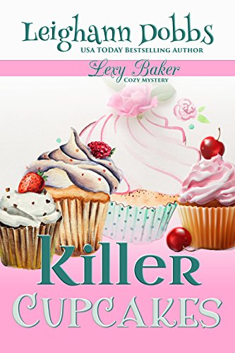 Cozy Mystery Ebook Cover