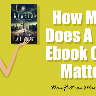 How Much Does A Good Ebook Cover Matter? | Author Marketing Tips